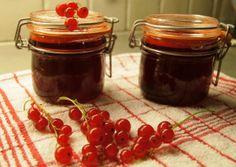 Ripsgele og blåbærgele Chocolate Fondue, Nom Nom, Pudding, Lunch, Baking, Breakfast, Desserts, Food, Morning Coffee