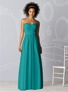 JADE After Six Bridesmaids Style 6610 http://www.dessy.com/dresses/bridesmaid/6610/#.Ul4HTVDkvF8