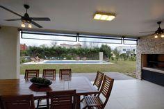 Exterior Design, Interior And Exterior, Casas Country, Backyard Creations, Casa Patio, Outdoor Kitchen Design, Stylish Home Decor, Japanese House, My Dream Home