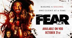 MOVIE REVIEW: IMMERSIVE HORROR COMES TO LIFE IN 'FEAR, INC.'