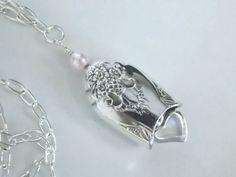 Silverware Jewelry Spoon Jewelry Silverware by SimplySilver3, $15.00