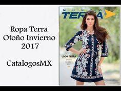 Coleccion de Ropa Terra para Damas Otoño Invierno 2017. Ver Edición Oficial► http://www.catalogosmx.moda/2017/06/look-terra-ropa-otono-invierno.html