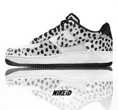"Nike Air Force 1 iD ""Animal Print"" Avril 2013 STREET RULES"