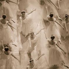 "Corpo de baile, ""Giselle"", Mikhailovsky Ballet. Foto: Nikolay Krusser."