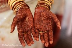 okay...not this talented! but still, some amazing bridal henna