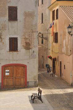 "Italian Summers by Lisa "" Alghero - Sardinia - Italy (von Starlightworld)"