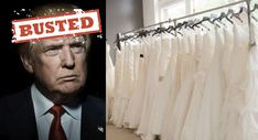 HE'S SUCH A PATHOLOGICAL LIAR!! Trump Says DC Is Sold Out Of Dresses For His Inauguration. Dress Sellers Respond…