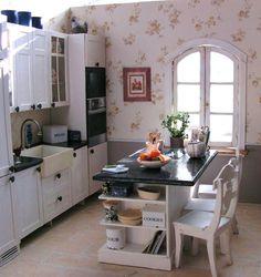 miniature kitchen by mini daydreams