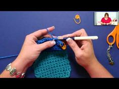 Learn How to Do Extended Half Double Crochet with Marly Bird - YouTube