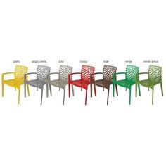 Plastová židle GRUVYER rozzáří každou zahradu. Chair, Furniture, Design, Home Decor, Decoration Home, Room Decor, Home Furniture, Interior Design, Design Comics