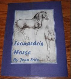 This FREE Leonardo's horse unit study and lapbook is full of fun and learning!