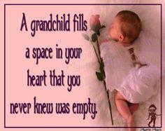 So true!! I love my grandbabies, they add such joy to my life!