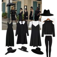 AHS the coven costume Retro Outfits, Cool Outfits, Fashion Outfits, Cool Couple Halloween Costumes, Coven Fashion, Witchy Outfit, Tv Show Outfits, Korean Girl Fashion, Look Vintage
