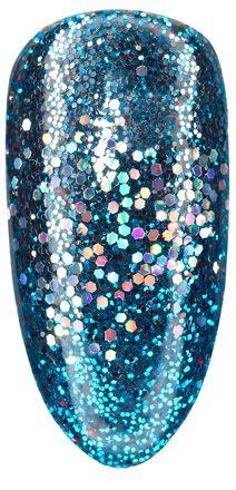 CND Shellac Starry Night nail fashion