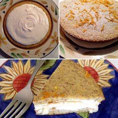 Almond and Orange flourless cake