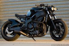 honda cbr1000rr cafe racer | CustomFighters.com Streetfighter Motorcycle Forum > April 2007 Fighter ...