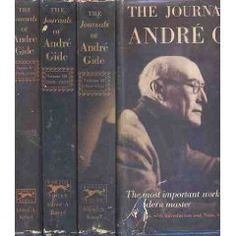 The Journals of Andre Gide #lagalatea