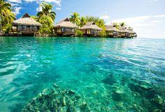 Tahiti - I can be lazy here, no problem!