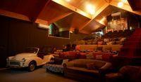 Wanaka New Zealand movie theatre - Cinema Paradiso