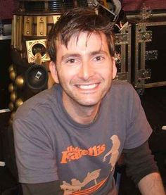 David Tennant - 10th doctor and great actor