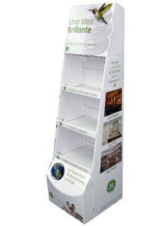 Floor Displays | Atlas Packaging & Displays