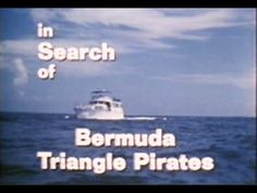 In Search Of. Bermuda Triangle Pirates 1978 Leonard Nimoy Documentary