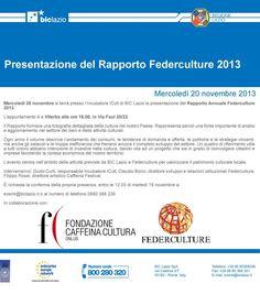 20 novembre a Viterbo. Save the date!