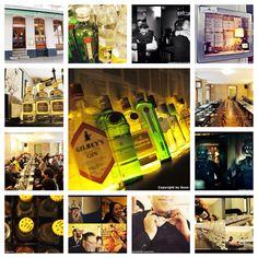 Jahresrückblick 2013 - Barlife Experience Tour - Gintastic Workshop, Photo Wall, Tours, Frame, Decor, Decorating, Atelier, Fotografie, Inredning