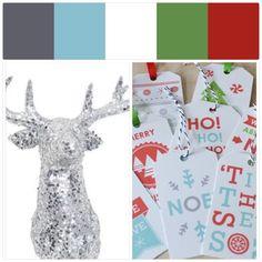 Christmas Wonder - Colour Palette