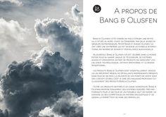 Extrait rapport annuel Bang & Olufsen (Projet) #magazine #rapport #Bang&Olufsen
