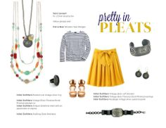 Spring will be here in 2 Days!!! What a Perfect outfit for it......ALL of the Jewelry is available with Initial Outfitters :) http//www.initialoutfitters.net/denamayfield & Find me on FB at Dena's Initial Outfitters