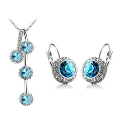 Like and Share if you want this  (5 Colour)  Fashion Woman Jewelry Sets of Rhinestone Silver/Gold Plated Round Crystal Necklace And Earrings Set     Tag a friend who would love this!     FREE Shipping Worldwide | Brunei's largest e-commerce site.    Buy one here---> https://mybruneistore.com/5-colour-fashion-woman-jewelry-sets-of-rhinestone-silvergold-plated-round-crystal-necklace-and-earrings-set/