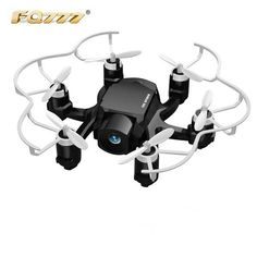 FQ777-126C Mini Spider With 2.0MP HD Camera Dual Mode One Key to Return RC Hexacopter RTF