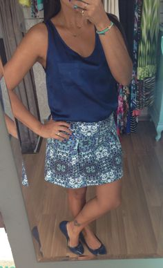 Look tudo azul!!!!