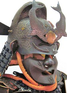 Samurai Weapons, Samurai Helmet, Samurai Armor, Arm Armor, Japanese Warrior, Japanese Sword, Japanese Culture, Japanese Art, Real Samurai