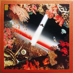 The remarkable album cover art of Tadanori Yokoo Japanese Pop Art, Japanese Artists, Rock Posters, Concert Posters, Tadanori Yokoo, Jazz, Psychedelic Rock, Miles Davis, Cd Album