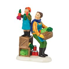Department 56 Snow Village 4044869 Winter Fun at the Market New 2015 ** Additional details found at the image link  : Decor Collectible Buildings and Accessories