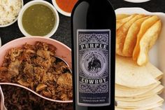 Try pairing Purple Cowboy with your favorite Carnitas! Yum! Load up here: Carnitas, Wine Online, Wines, Pork, Yummy Food, Purple, How To Make, Recipes