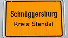 Gebaut für Häuserkampf-Übungen: Schnöggersburg - die Militärstadt in Sachsen-Anhalt