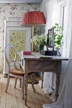 Lovely little home office