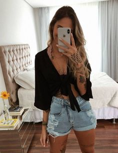Spring Outfits, Trendy Outfits, Girl Outfits, Cute Outfits, Fashion Outfits, Fashion Killa, Girl Fashion, Fashion Looks, Womens Fashion