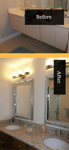 1000 images about bathroom remodeling ideas on pinterest shower wall panels glass block - Bathroom makeover practical refreshing ideas ...