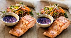 Citrus Marinated Salmon With Freekeh Salad - Fitness, Sex, Health, Wellbeing & Weight Loss | Women's Health Magazine Australia