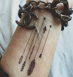 19 Of The Cutest Wrist Tattoos #tattoo #tattooart