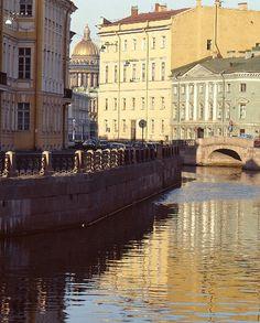 SPB, bridges by Igor Palmin