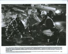 Photo measures 10 x 8 in. Actor Liam Neeson, Ghostbusters Ii, Harold Ramis, Kevin Spacey, Bill Murray, Celebrity Gallery, Columbia Pictures, Press Photo, Executive Producer
