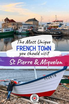 Visit France of North America! Tips on what to do in St Pierre and Miquelon. - Visit France of North America! Tips on what to do in St Pierre and Miquelon. A small town in France, only 2 hours from Newfoundland, Canada. Newfoundland Canada, Newfoundland And Labrador, North Shore Beaches, Visit Oregon, Visit Canada, St Pierre And Miquelon, Visit France, Beautiful Places To Travel, Canada Travel