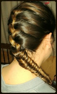 Thanks Chabe for this beautiful braid :)