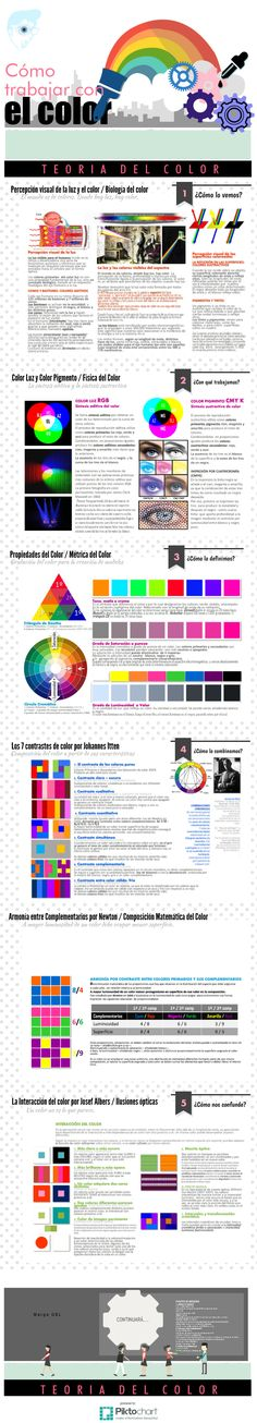 COLOR | @Piktochart Infographic