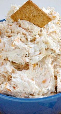 Ranch Chicken Cheese Dip